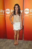 Josie Loren at the Disney ABC Television Group Summer Press Junket, ABC Studios, Burbank, CA. 05-15-10 — Stock Photo