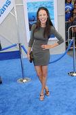 "Chloe Bridgesat the ""Oceans"" Los Angeles Premiere, El Capitan Theatre, Hollywood, CA. 04-17-10 — Stock Photo"