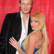 Stock Photo: Yuri Bradac and Taylor Wane