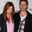 Stock Photo: Arielle Vandenberg and Chris Masterson