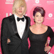 Stock Photo: Luke Worrall and Kelly Osbourne