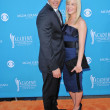 Eddie Cibrian and Leann Rimes — Stock Photo