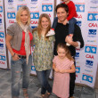 Jennie Garth and Peter Facinelli - Foto Stock