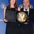 Kathryn Bigelow and Danny Boyle  at the 62nd Annual DGA Awards - Press Room, Hyatt Regency Century Plaza Hotel, Century City, CA. 01-30-10 - Foto Stock