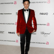 Johnny Weir  at the 18th Annual Elton John AIDS Foundation Oscar Viewing Party, Pacific Design Center, West Hollywood, CA. 03-07-10 — Stock Photo