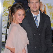"""Haylie Duff and Nick Zano at the """"Dear John"""" World Premiere, Chinese Theater, Hollywood, CA. 02-01-10 — Stock Photo"""