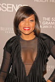 Taraji P. Henson at the ESSENCE Black Women in Music celebration honoring Mary J. Blige, Sunset Tower Hotel, West Hollywood, CA. 01-27-10 — Stock Photo