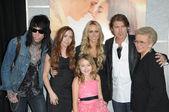 Billy Ray Cyrus, Tish Cyrus — Stock Photo