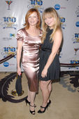 Frances Fisher and Francesca Fisher-Eastwood — Stock Photo