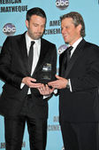 Ben Affleck, Matt Damon — Stock Photo
