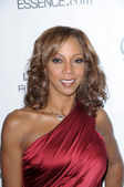 Holly Robinson Peete at the 3rd Annual Essence Black Women in Hollywood Luncheon, Beverly Hills Hotel, Beverly Hills, CA. 03-04-10 — Stock Photo