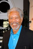 Morgan Freeman — Stock Photo