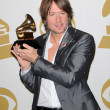 Keith Urban  at the 52nd Annual Grammy Awards, Press Room, Staples Center, Los Angeles, CA. 01-31-10 - Foto de Stock