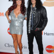 Slash and Wife Perla — Stock Photo #15015081
