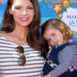 Ali Landry  at the Make-A-Wish Foundations Day of Fun Hosted by Kevin and Steffiana James, Santa Monica Pier, Santa Monica, CA. 03-14-10 - Foto de Stock