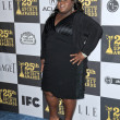Gabby Sidibe  at the 25th Film Independent Spirit Awards, Nokia Theatre L.A. Live, Los Angeles, CA. 03-06-10 - ストック写真