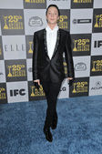 Johnny Weir at the 25th Film Independent Spirit Awards, Nokia Theatre L.A. Live, Los Angeles, CA. 03-06-10 — Stock Photo