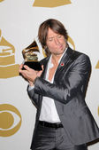 Keith Urban at the 52nd Annual Grammy Awards, Press Room, Staples Center, Los Angeles, CA. 01-31-10 — Stock Photo