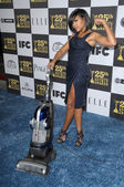 Taraji P. Henson at the 25th Film Independent Spirit Awards, Nokia Theatre L.A. Live, Los Angeles, CA. 03-06-10 — Stock Photo