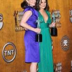 ������, ������: Tina Fey and Lea Michele