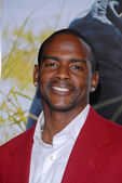 Keith Robinson at the Dear John World Premiere, Chinese Theater, Hollywood, CA. 02-01-10 — Zdjęcie stockowe