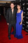 Joel Madden and Nicole Richie — Stock fotografie
