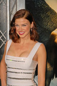 Adrianne Palicki at the Legion World Premiere, Cinerama Dome, Hollywood, CA. 01-21-10 — Stock Photo