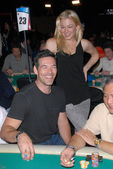 LeAnn Rimes and Eddie Cibrian — Stock Photo