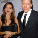 Yancey Arias and Anna Alvim — Stock Photo #15038313