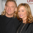 Stock Photo: Joe Walsh and wife