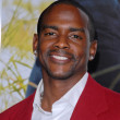 Постер, плакат: Keith Robinson at the Dear John World Premiere Chinese Theater Hollywood CA 02 01 10