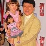������, ������: Alina Foley Jackie Chan