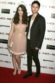 Rooney Mara and Thomas Dekker — Stock Photo