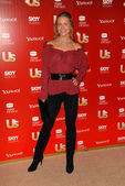 Josie Davis at the Us Weekly Hot Hollywood Style 2009 party, Voyeur, West Hollywood, CA. 11-18-09 — Stock Photo
