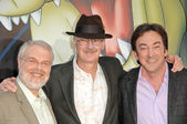 Ron Clements, John Musker and Peter Del Vecho — Stockfoto