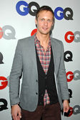 Alexander Skarsgard at the GQ Men of the Year Party, Chateau Marmont, Los Angeles, CA. 11-18-09 — Stock Photo