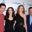 Постер, плакат: Steven Strait Julianna Margulies Dominik Garcia Lorido and Andy Garcia
