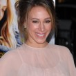 Постер, плакат: Haylie Duff at the Dear John World Premiere Chinese Theater Hollywood CA 02 01 10