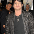 Adam Lambert at premiere of 2012, Regent Cinemas L.A. Live, Los Angeles, CA. 11-3-09 — Stock Photo #15045839