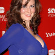 Katie Featherston  at the Us Weekly Hot Hollywood Style 2009 party, Voyeur, West Hollywood, CA. 11-18-09 — Foto de Stock