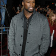 50 Cent at Twilight Saga, New Moon Los Angeles Premiere, Mann Village Theatre, Westwood, Ca. 11-16-09 — Stock Photo #15046929