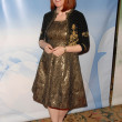Stock Photo: Kate Flannery at NBC Universals Press Tour Cocktail Party, Langham Hotel, Pasadena, CA. 01-10-10