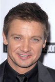 Jeremy Renner at the Hollywood Reporter's Nominee's Night at the Mayor's Residence, presented by Bing and MSN, Private Location, Los Angeles, CA. 03-04-10 — Stock Photo