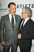 Tom Hanks and Steven Spielberg — Stock Photo
