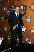 Alec Baldwin at the 16th Annual Screen Actors Guild Awards Press Room, Shrine Auditorium, Los Angeles, CA. 01-23-10 — Stock Photo