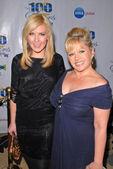 Cherish Lee and Charlene Tilton — Stock Photo
