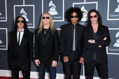 Alice In Chains at the 52nd Annual Grammy Awards - Arrivals, Staples Center, Los Angeles, CA. 01-31-10 — Stock Photo