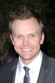 Joel McHale at the 60th Annual ACE Eddie Awards, Beverly Hilton Hotel, Beverly Hills, CA. 02-14-10 — Stock Photo