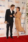 Ryan Reynolds and Sandra Bullock — Stock Photo