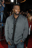 50 Cent at the The Twilight Saga, New Moon Los Angeles Premiere, Mann Village Theatre, Westwood, Ca. 11-16-09 — Stock Photo